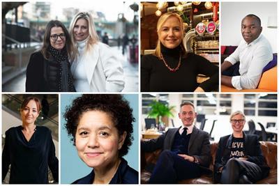 Movers and Shakers: Grey, Guardian, John Lewis, UM, AB InBev, Mcgarrybowen
