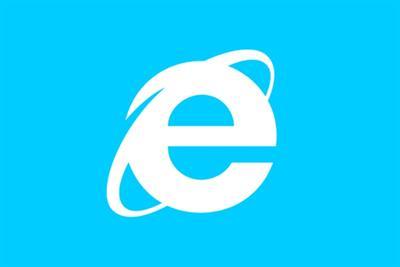 Auf wiedersehen old, trusty Internet Explorer