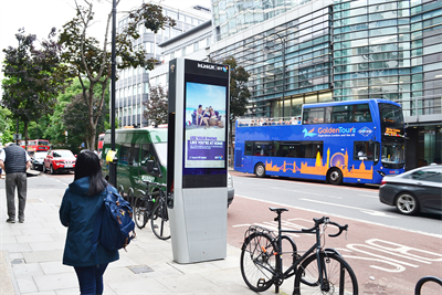 """""""Turning streets into corridors of connectivity"""""""