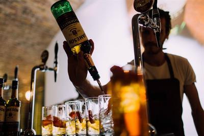 Jameson Whiskey presents Caskmates tasting session