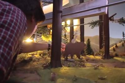 Appointment to View: behind the scenes of the John Lewis Christmas ad
