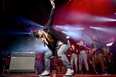 Spotify hosts secret gig for premium Timberlake fans