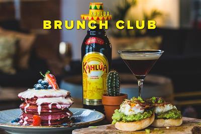 Pernod Ricard launches Kahlua brunch club