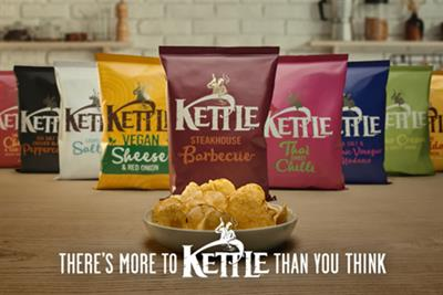 Kettle Chips embarks on long-term strategy change in campaign by Joint