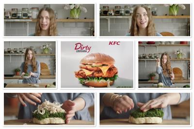How KFC trolled the clean-eating trend for disruptive burger launch