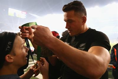 How the Rugby World Cup sponsors showed their character to great effect