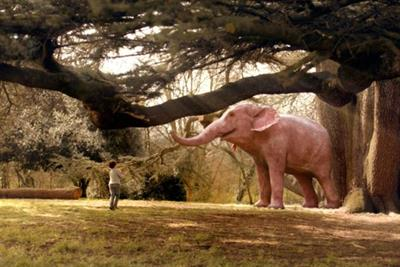 Mr Kipling launches pink elephant TV campaign