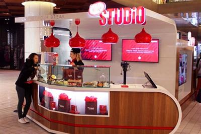 Global: Kit Kat launches customisation studio in Sydney