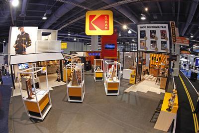 Kodak creates Downtown Las Vegas installation at CES