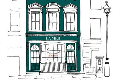 La Mer takes over Soho townhouse for pop-up