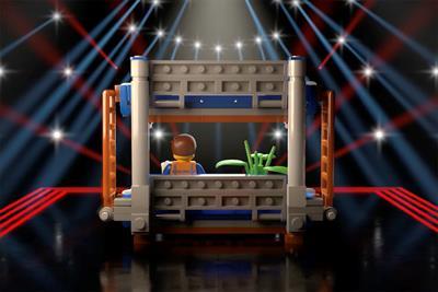 Lego ad break on ITV returns for The Lego Movie 2