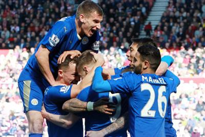 Leicester City's rise bedevilled by questions over sponsorship revenue