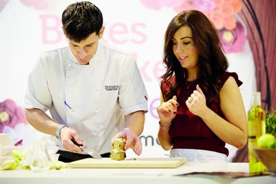 Lexus to bring food activation to BBC Good Food Show