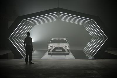 Lexus launches ad scripted entirely using artificial intelligence