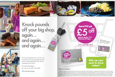 Has the discounters' use of loyalty mechanics really come as a #LidlSurprise?