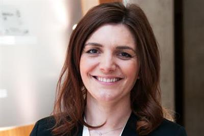 MediaCom's Lisa Humphreys flies flag for media in '35 women under 35' list