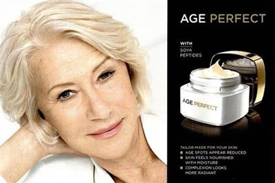 Helen Mirren's face not altered with camera tricks, rules ASA