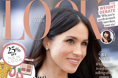 Time Inc shuts down Look magazine