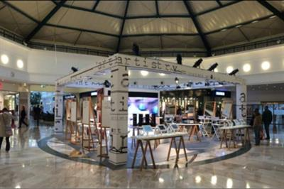 MAC launches Instant Artistry at Meadowhall