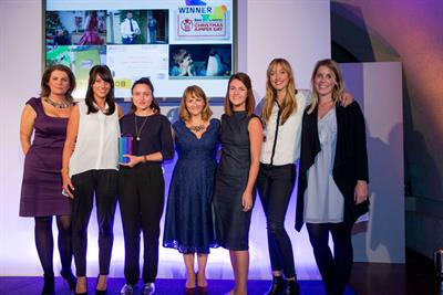 Gallery: winners and finalists celebrate at the Marketing New Thinking Awards