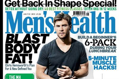 Hearst agrees to buy Men's Health publisher Rodale