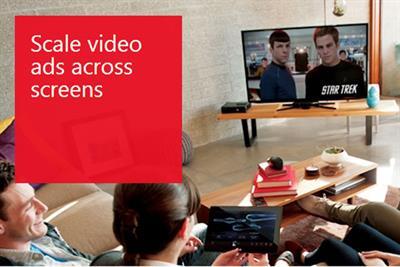 Microsoft launches programmatic video network