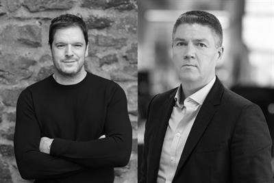 Miroma Group hires IPG's Mike Cooper and Craig Lennon