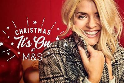 Covid restrictions accelerate M&S clothing's swing to online