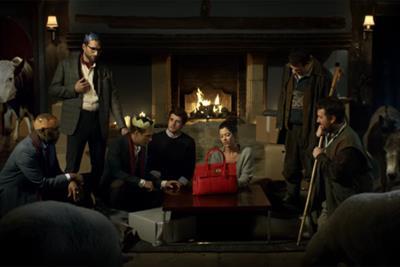 Mulberry Christmas ad escapes ban despite 42 complaints