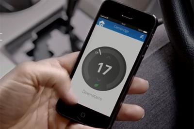 Npower partners Google-owned Nest Labs to take on British Gas' smart home products