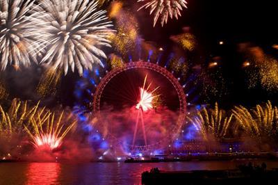 Mayor of London offers three-year NYE sponsorship