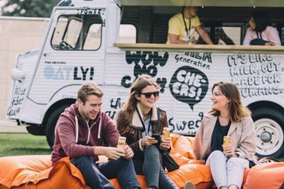 Five brilliant breakfast brand activations
