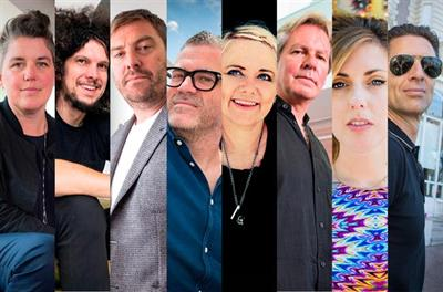 The great outdoors: top creatives talk top creative