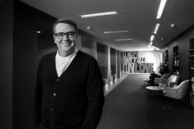 'We've got to go to market now': VMLY&R's Justin Pahl is eager to move beyond the past