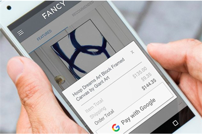 Pay with Google adds another mobile payment provider to the mix