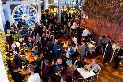 Event TV: House of Peroni opens on Brick Lane
