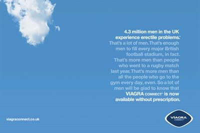 Pfizer tackles erectile dysfunction taboo in new campaign