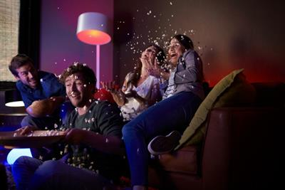 Philips Hue pursues human strategy in 'Turn on Living' campaign