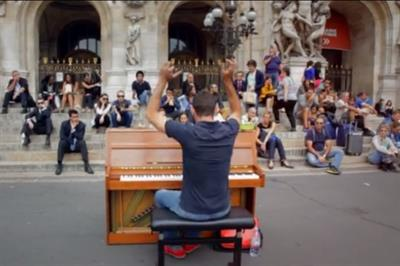 Event TV: Toyota unveils global street band campaign