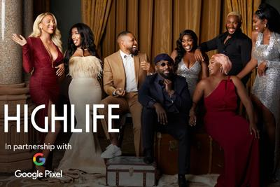 Channel 4 partners Google for 'biggest ever' branded entertainment series Highlife