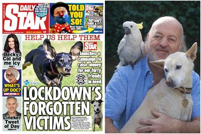 Changing pawceptions of the Daily Star