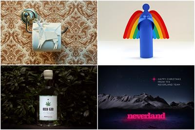 Vote now for this year's best agency Christmas card