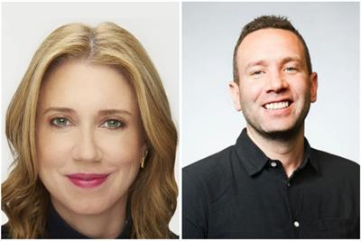 Initiative's Amy Armstrong promoted to global CEO, as Mat Baxter becomes chair
