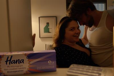 Oral contraceptive brand Hana unveils launch campaign as pill sales rules change