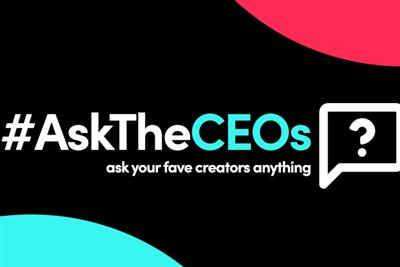 TikTok invites users to #AskTheCEOs for advice in first work from Gravity Road