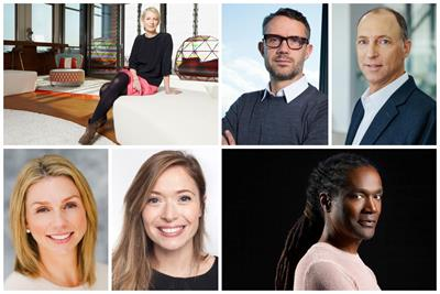 Movers and Shakers: Guardian, R/GA, DAN, Cheil, Metro Bank, Wavemaker