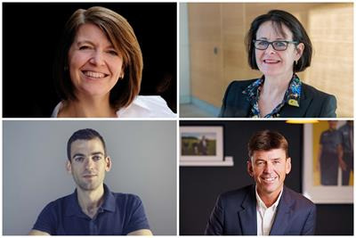 Movers and Shakers: Centrica, John Lewis, McDonald's, DDB, Alchemists