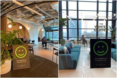 McCann Worldgroup's new London office finally opens its doors