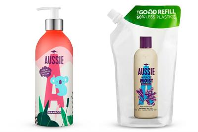 P&G launches refillable aluminium shampoo-bottle system in eco push