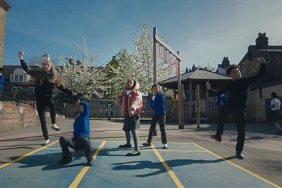 Kids lay down sick rhymes in George at Asda's back to school campaign